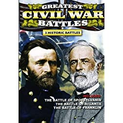 Greatest Civil War Battles 3 Battles