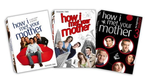 How I Met Your Mother - Seasons 1-3