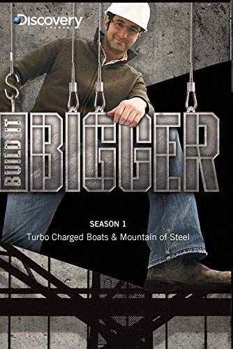Build it Bigger Season 1 - Turbo Charged Boats & Mountain of Steel