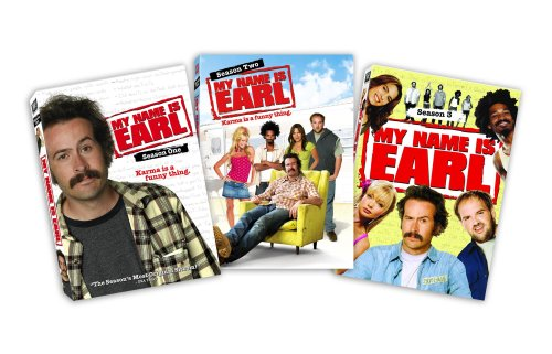 My Name is Earl - Seasons 1-3