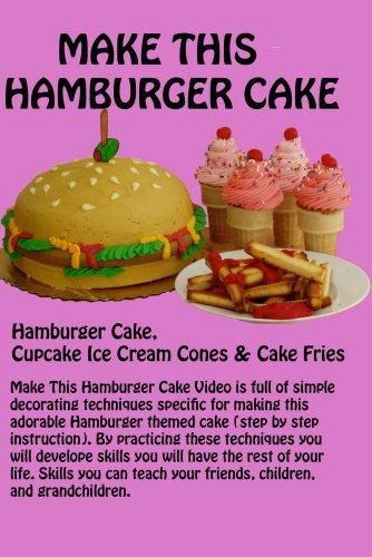 Make This Hamburger Cake