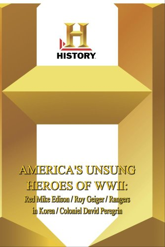 History -  America's Unsung Heroes : : Red Mike Edson