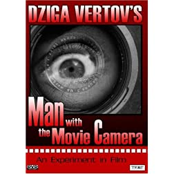 Man With A Movie Camera (Remastered Edition) 1929