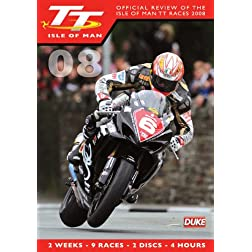 2008 Isle of Man TT review