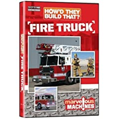 How'd They Build That ?...Fire Truck
