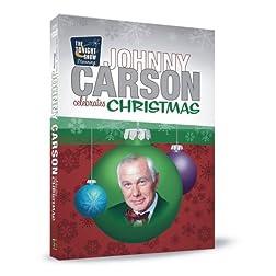 Johnny Carson Celebrates Christmas