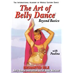The Art of Bellydance: Beyond Basics with Paulina