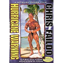 Chris Faildo: Hurricane Warning 2 DVD Set (Bodybuilding)