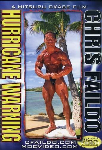 Chris Faildo: Hurricane Warning 2 DVD Set (Bodybuilding)
