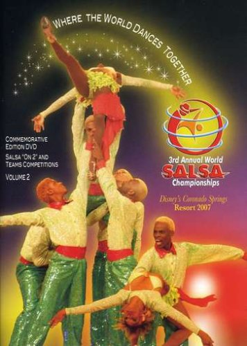 3rd Annual World Salsa Championship, Vol. 2: On 2 and Team Competions