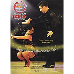 3rd Annual World Salsa Championship, Vol. 1: On 1 and Cabaret Competitions