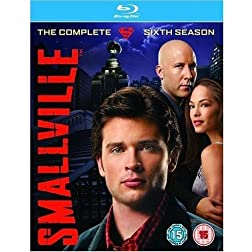 Smallville Season 6 [Blu-ray]