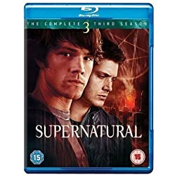 Supernatural-Compl [Blu-ray]