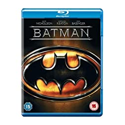 Batman (1989) [IMPORT] [Blu-ray]