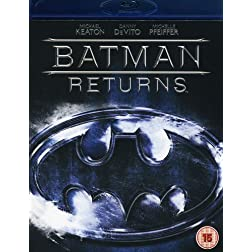 Batman Returns [IMPORT] [Blu-ray]