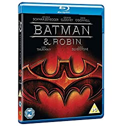 Batman & Robin [IMPORT] [Blu-ray]