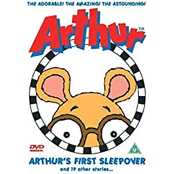 Arthurs First Sleepover