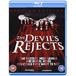 Devil's Rejects [Blu-ray]