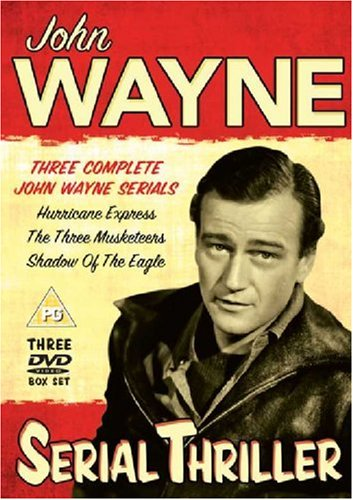 John Wayne Serial Thrillers