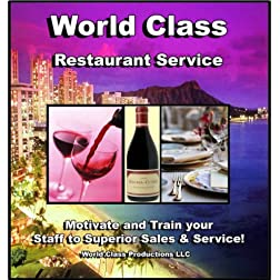 World Class Restaurant Service