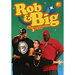 Rob and Big: The Complete Third Season