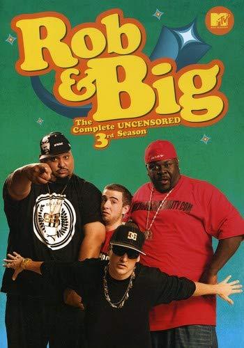 Rob and Big: The Complete Third Season