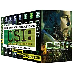 CSI - Seasons 1- 8