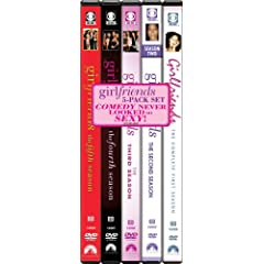 Girlfriends - Seasons 1-5