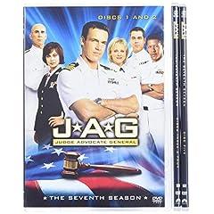JAG (Judge Advocate General) - The Seventh Season