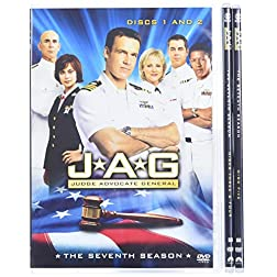 JAG (Judge Advocate General) - The Seventh Season