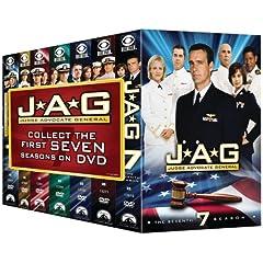 JAG (Judge Advocate General) - Seasons 1-7