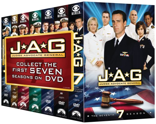 JAG (Judge Advocate General) - Seasons 1-7