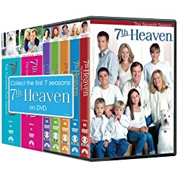7th Heaven - Seasons 1-7