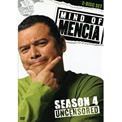 Mind of Mencia - Uncensored Season Four