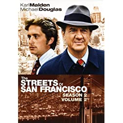 The Streets of San Francisco: Season Two, Vol. 2