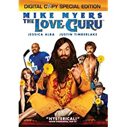 The Love Guru (Two-Disc + Digital Copy)