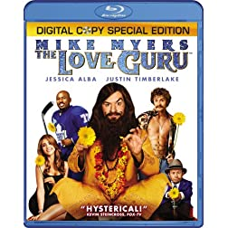 The Love Guru (Two-Disc Special Edition) [Blu-ray] + Digital Copy