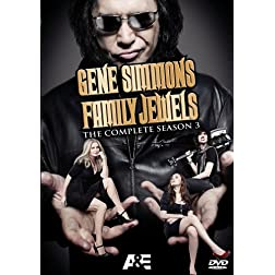 Gene Simmons Family Jewels: The Complete Season Three
