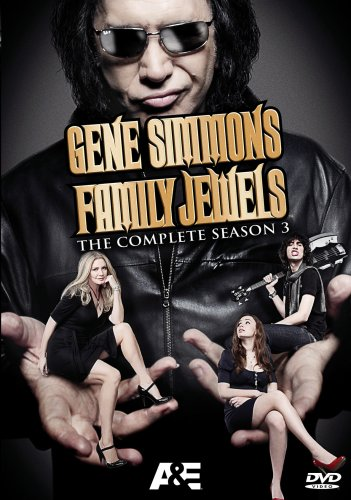 Gene Simmons Family Jewels: The Complete Season Three