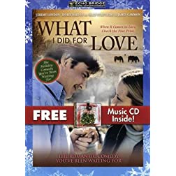What I Did for Love (2pc) (W/CD)