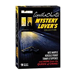 Agatha Christie: Mystery Lover's Collection