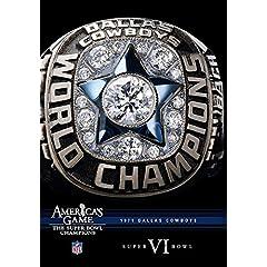 Dallas Cowboys Super Bowl 6