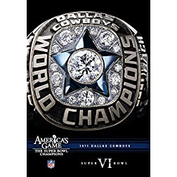 Dallas Cowboys Super Bowl 6