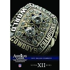 Dallas Cowboys Super Bowl 12