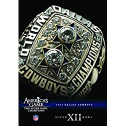 Dallas Cowboys Super Bowl 12