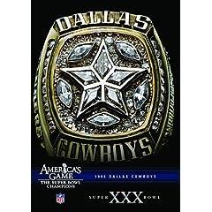 Dallas Cowboys Super Bowl 30