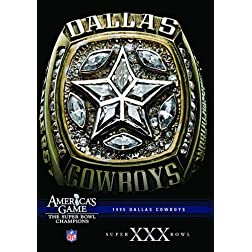 Dallas Cowboys Super Bowl 30