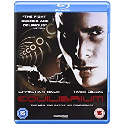 Equilibrium (2002) (Blu-Ray) [Blu-ray]