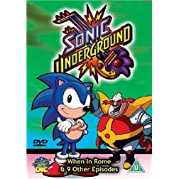 Sonic Underground-When in Rome