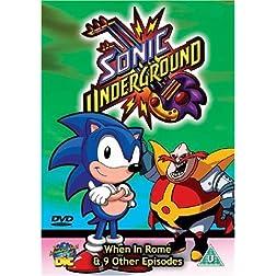 Sonic Underground-When in Rome